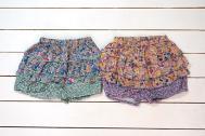 【メール便可】Little s.t. by s.t.closet s.t.クローゼット 小花柄バルーンフリルパンツ
