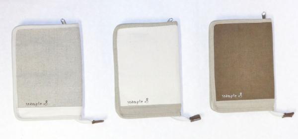 【メール便可】stample スタンプル うさぎの母子手帳ケース_04