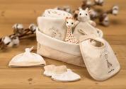 Sophie la girafe (キリンのソフィー) 出産準備7点セット ◆◇送料無料◇◆