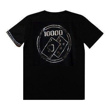 クリスタル Tシャツ/カジノ