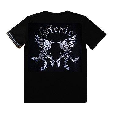 クリスタル Tシャツ/フェニックス