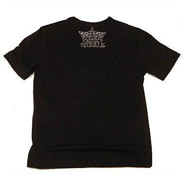 クリスタル Tシャツ/王冠