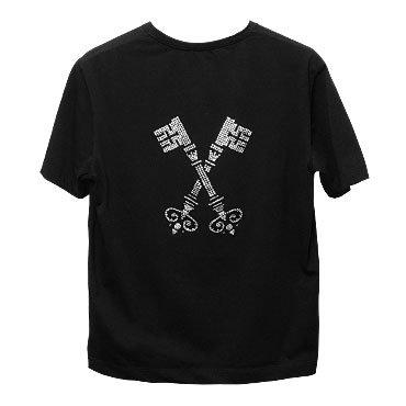 クリスタル Tシャツ/キー