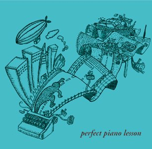 perfect piano lesson / two hundred and forty one mondays