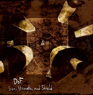 3rd album 「Sun, Strength and Shield + Bonus Tracks」
