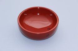 3.3小鉢 洗朱 赤べこ