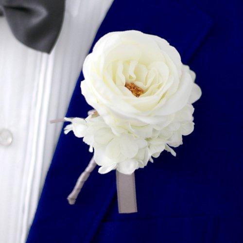 アーティフィシャルフラワー(造花)のウェディングブーケ商品画像_airaka