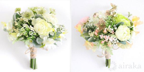 アーティフィシャルフラワー(造花)の_airaka