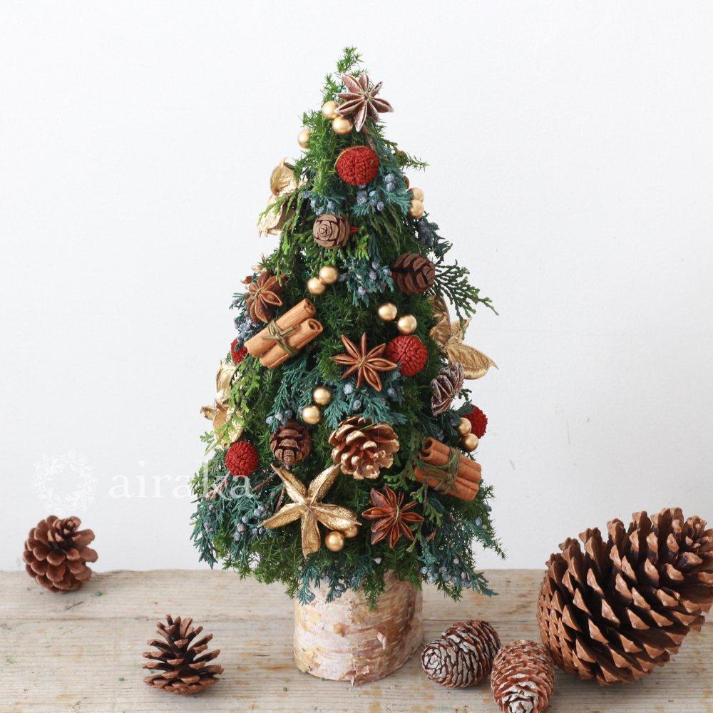 アーティフィシャルフラワー(造花)の【ご予約販売】クリスマスツリー画像_airaka