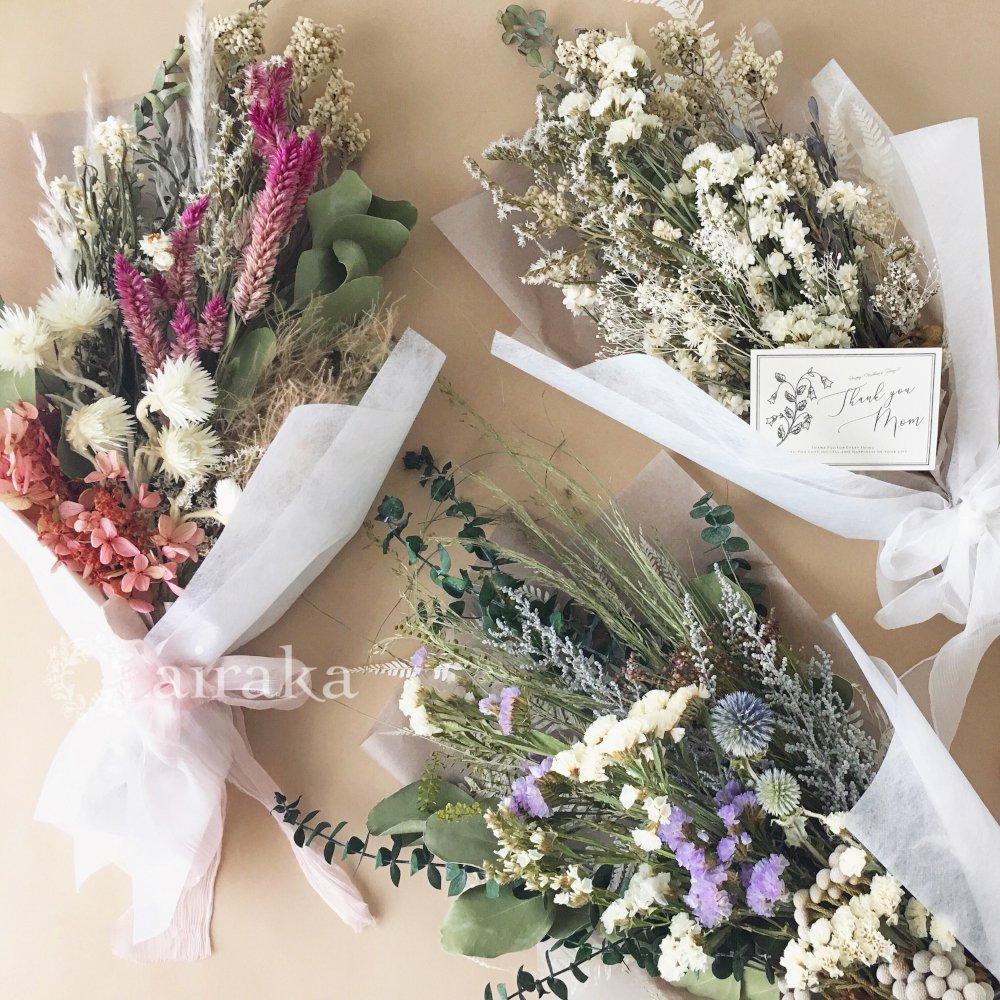 アーティフィシャルフラワー(造花)の【母の日ギフト】スワッグ/Type.01画像_airaka