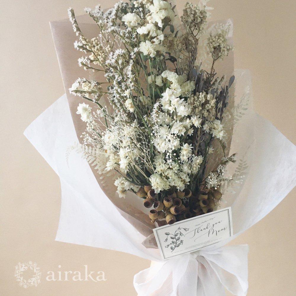 アーティフィシャルフラワー(造花)の【母の日ギフト】スワッグ/Type.02画像_airaka