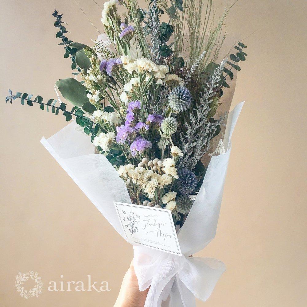 アーティフィシャルフラワー(造花)の【母の日ギフト】スワッグ/Type.03画像_airaka