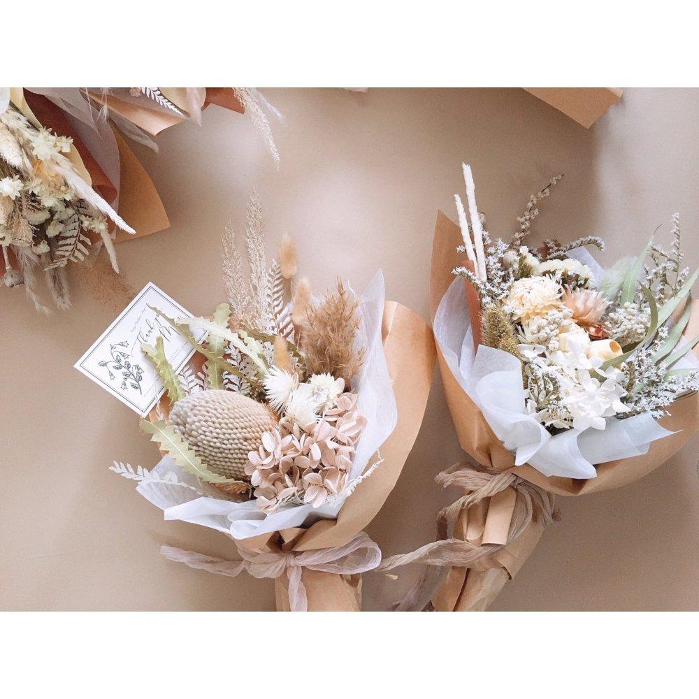 アーティフィシャルフラワー(造花)の【母の日ギフト】ミニブーケ/Type.01画像_airaka