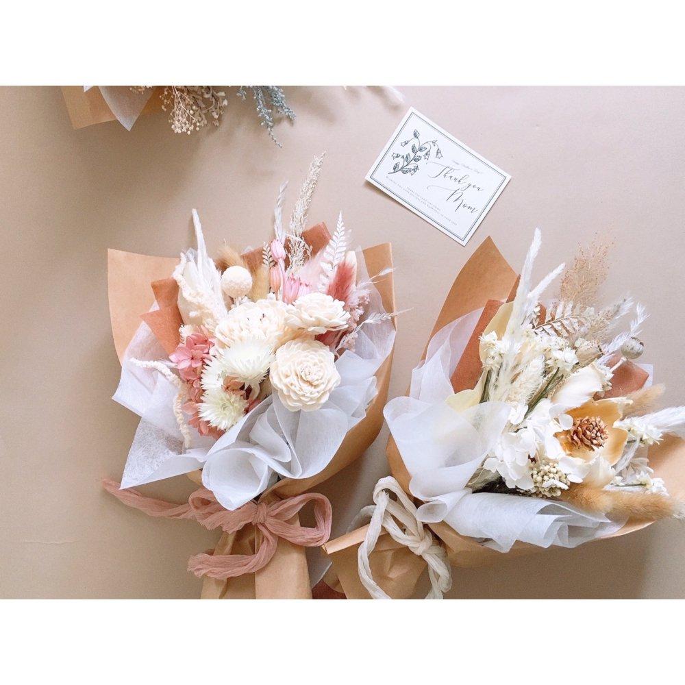 アーティフィシャルフラワー(造花)の【母の日ギフト】ミニブーケ/Type.02画像_airaka