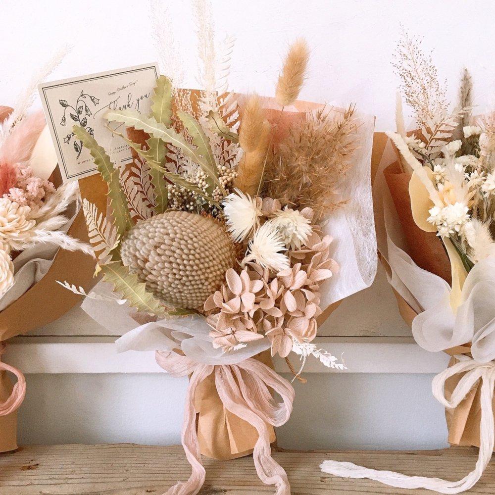 アーティフィシャルフラワー(造花)の【母の日ギフト】ミニブーケ/Type.03画像_airaka