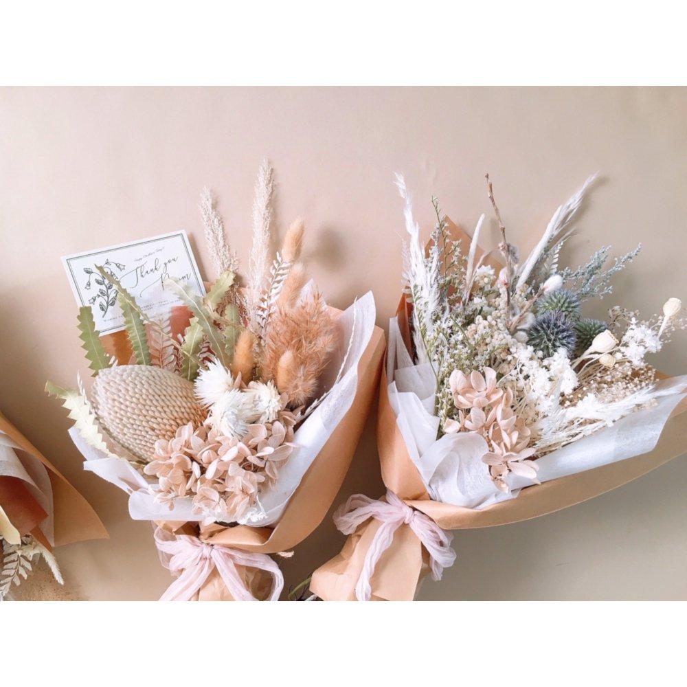 アーティフィシャルフラワー(造花)の【母の日ギフト】ミニブーケ/Type.04画像_airaka
