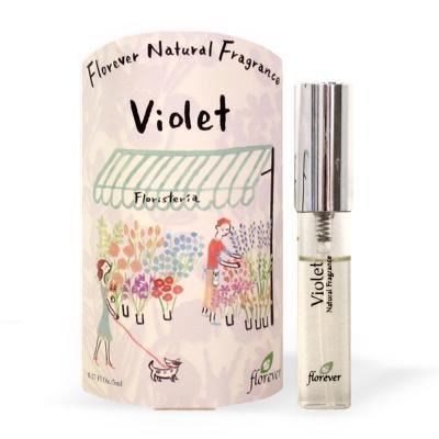 アーティフィシャルフラワー(造花)のFlorever Natural Fregrance ・ヴァイオレット画像_airaka