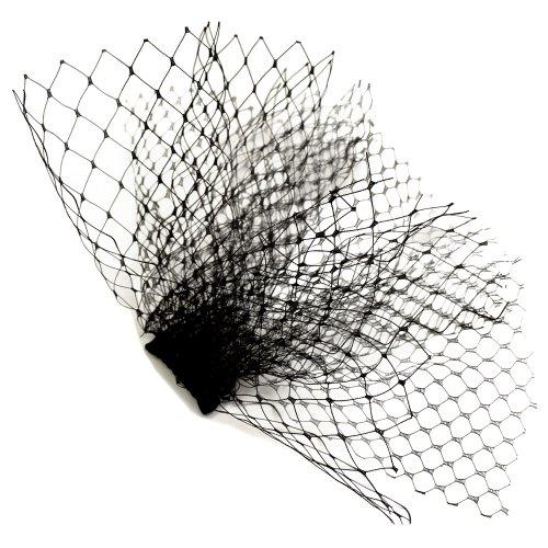 アーティフィシャルフラワー(造花)のチュール(黒)画像_airaka