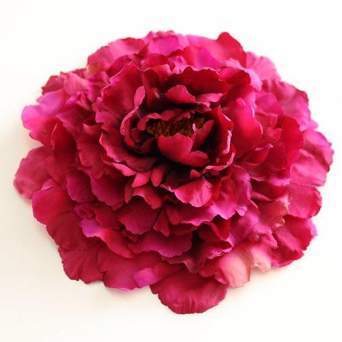 アーティフィシャルフラワー(造花)の芍薬のプラトーハット(ビューティ)画像_airaka