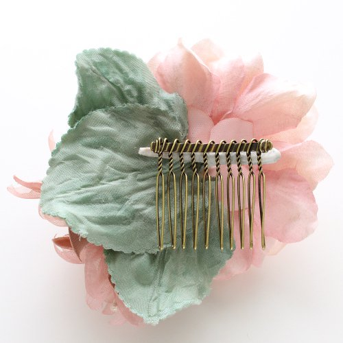 アーティフィシャルフラワー(造花)のcouture flower フレンチキス(ピンク)画像_airaka