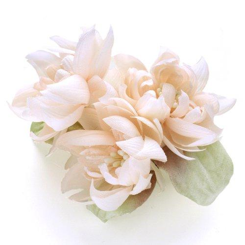 アーティフィシャルフラワー(造花)のcouture flower プリアンナ(アイボリー)画像_airaka
