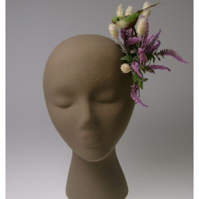 アーティフィシャルフラワー(造花)のブーケスティック(ヴェロニカ)画像_airaka