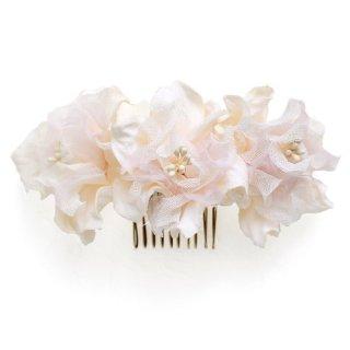 アーティフィシャルフラワー(造花)の髪飾り/couture flower プリモ画像_airaka