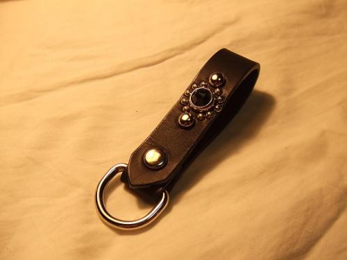 20mmスタッズキーホルダー【CKH-K204】