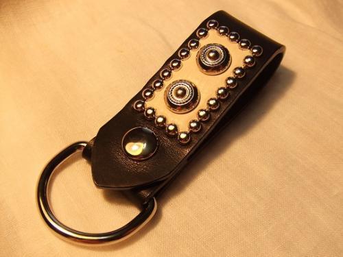 30mmスタッズキーホルダー【CKH-K014】