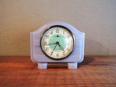 東洋時計・アラーム置時計