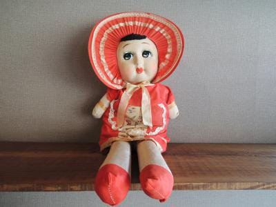 大きな文化人形・57cm