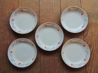 東洋陶器ベリー皿5枚TOTO