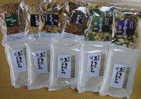 秋田市産あきたこまち清流米300gと『中野つくし苑』の乾燥野菜、具セット