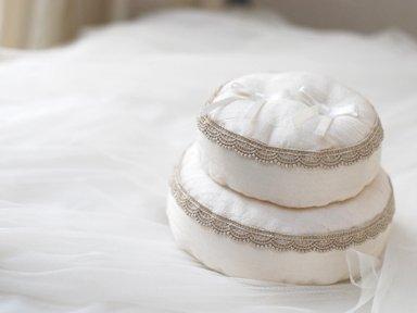 ring pillow</p>ホワイトケーキ