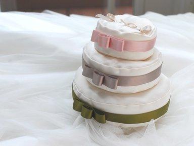 Ring pillow 4</p>リボンケーキ