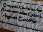 BBオリジナル ドイツ語タグ� (ダークグリーン)