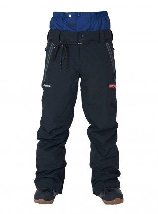 STRIDER PANTS 16 STRAIGHT FIT [GORE-TEX] 2L BLACK 展示サンプル Mサイズ