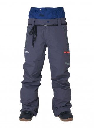 STRIDER PANTS 16 STRAIGHT FIT [GORE-TEX] 2L  CHARCOAL  展示サンプル