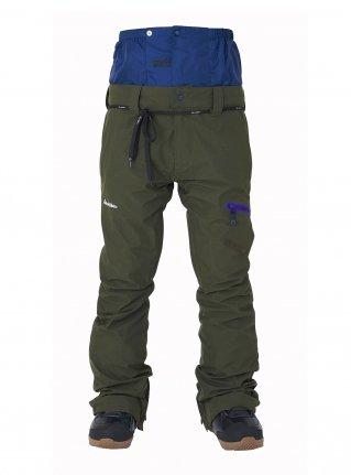 STRIDER JEAN PANTS 16 SLIM FIT [GORE-TEX] 2L   ARMY