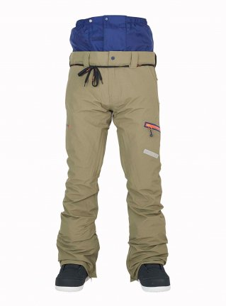 THE STRIDER JEAN PANTS 17 SLIM FIT [GORE-TEX] / STONE 展示会サンプル Mサイズ