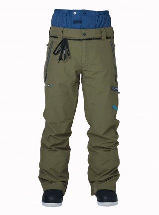 21-22先行予約商品 r STRIDER PANTS 18 STRAIGHT FIT [ GORE-TEX ]  STONE 展示サンプル Mサイズ