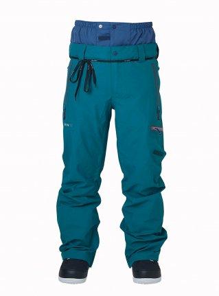 21-22先行予約商品 r STRIDER PANTS 18 STRAIGHT FIT [ GORE-TEX ]  D-GREEN 展示サンプル Mサイズ
