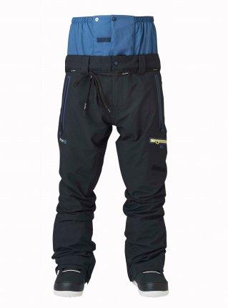 21-22先行予約商品 r STRIDER PANTS 18 REGULAR FIT [ GORE-TEX ]  BLACK