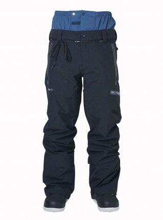 21-22先行予約商品 r STRIDER PANTS 18 STRAIGHT FIT [ GORE-TEX ]    BLACK  展示サンプル Mサンプル