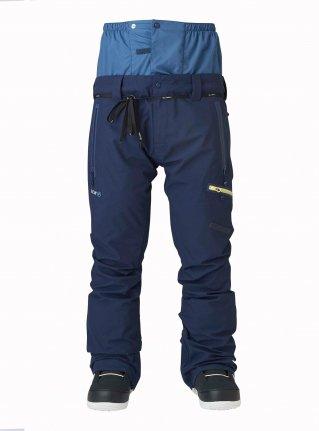 21-22先行予約商品 r STRIDER PANTS 18 REGULAR FIT [ GORE-TEX ]  NAVY 展示サンプル Mサイズ