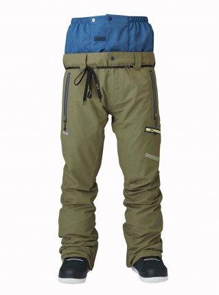 21-22先行予約商品 r STRIDER PANTS 18 REGULAR FIT [ GORE-TEX ]  STONE 展示サンプル Mサイズ