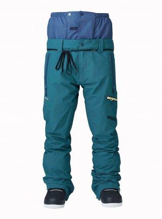 21-22先行予約商品 r STRIDER PANTS 18 REGULAR FIT [ GORE-TEX ]  D-GREEN 展示サンプル Mサイズ