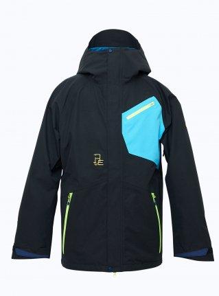 KAMIKAZE F+LIGHT JKT [ GORE-TEX ] P-BLACK x F-BLUE  展示サンプル Mサイズ