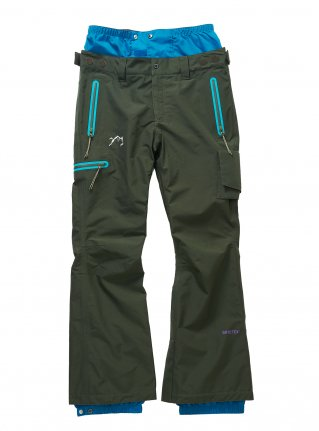 THE BASIC CARGO 16 【 GORE-TEX 2L 】 ARMY