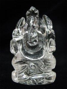 ヒマラヤ水晶ガネーシャ5